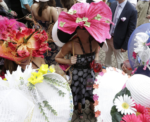 Kentucky Derby Hats 2014