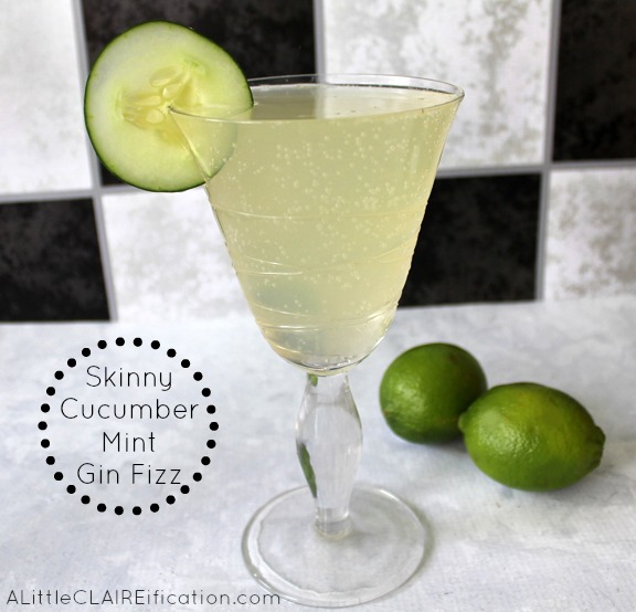 Cucumber Gin Fizz Recipes — Dishmaps
