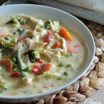 Cheesy Chicken Vegetable Soup & more | Best Of The Weekend Party