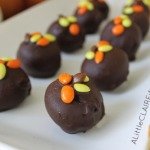 Pumpkin Spice OREO Cookie Balls | Easy Holiday Treats