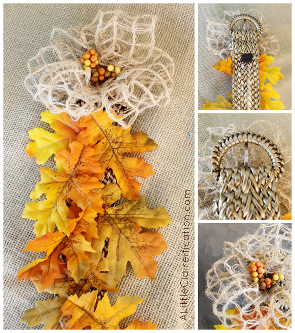 Quot Thankful Leaves Quot Thanksgiving Wall Hanging Kids Crafts