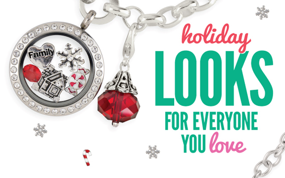 "Beautiful & Customizable ""Living Lockets"" - Last Minute Unique Holiday Gifts at ALittleClaireification.com #Holidays #Gifts #GiftIdeas"
