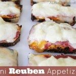 Mini Reuben Appetizers | Perfect Party Food