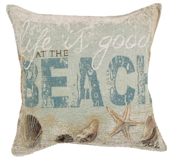 Inexpensive Beach Throw Pillows : My Favorite Things: Last Minute Unique Holiday Gift Ideas - A Little Claireification