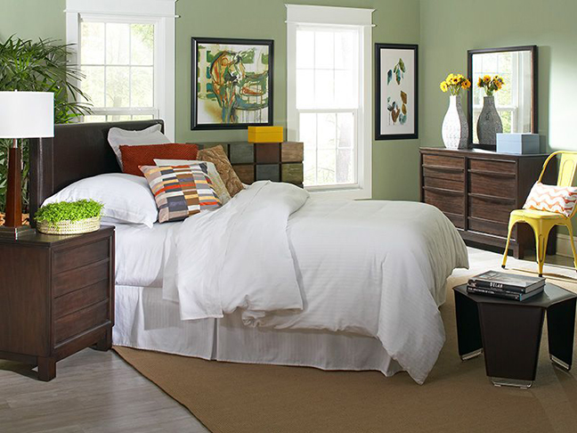 CORT Furniture Rental - Copley Bedroom