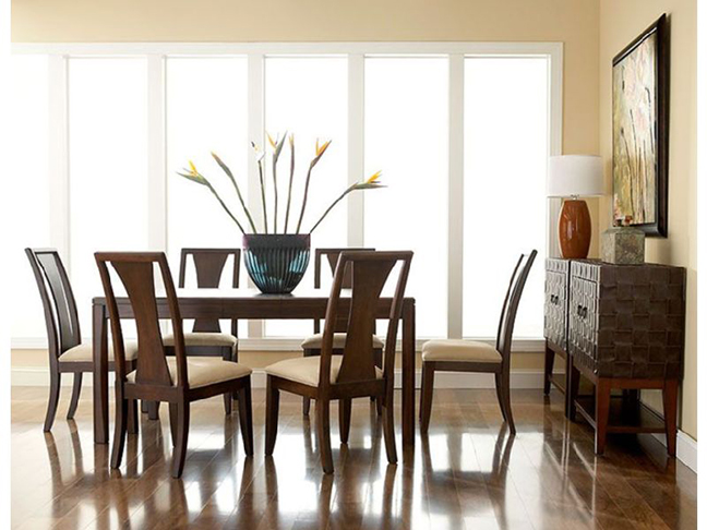 CORT Furniture Rental - Madden Dining Room