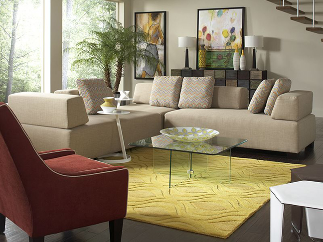 CORT Furniture Rental - Margo Living Room