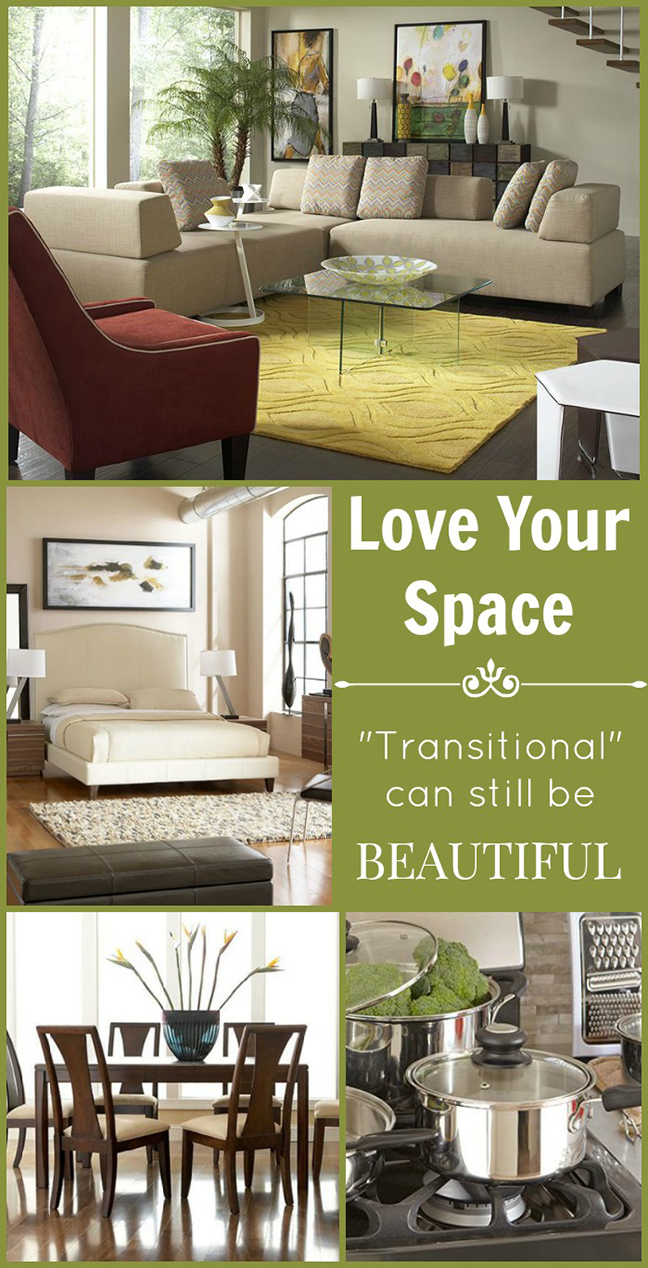 Love your space furniture rental in the transitional for Rent one furniture rental
