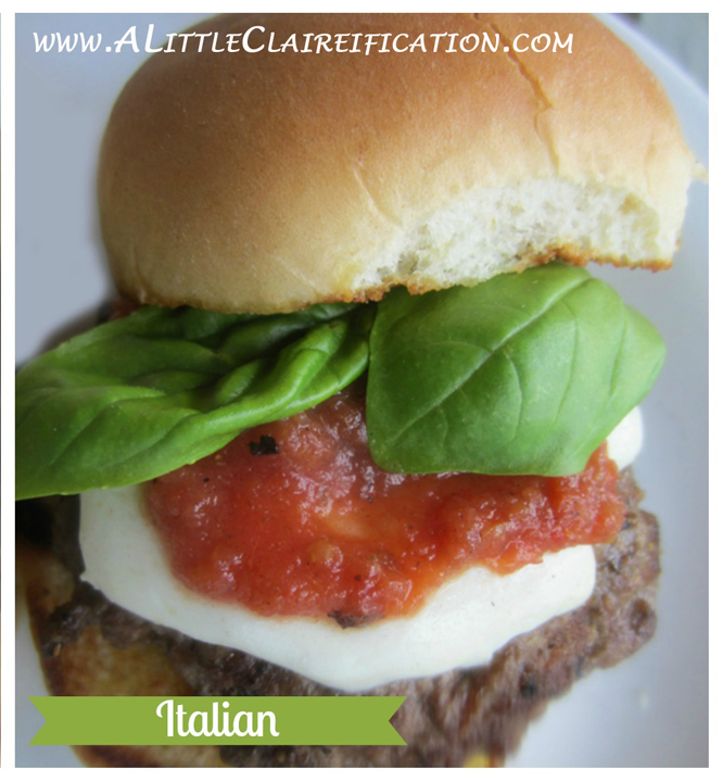 Delicious International Sliders w/ ALittleClaireification.com #recipes #foodie @alittleclaire @eatwholly