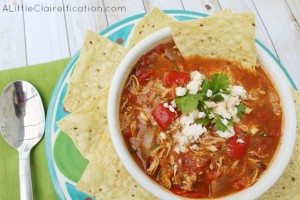 Chilaquiles Crock Pot Chicken Soup PM2